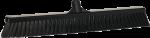 Vikan vloerveger 61 cm zwart zachte vezel