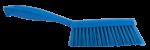 Vikan handveger 33 cm blauw medium vezel