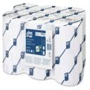 Tork handdoekrol 2-lgs voor manual dispenser 160 mtr x 19,5 cm, 6 rollen