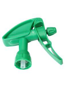 Ergonomische spraykop groen