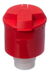 Taski doseerdop 10 ml rood - 6 stuks