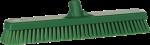 Vikan vloerschrobber 47 cm groen harde vezel