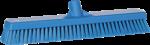 Vikan vloerschrobber 47 cm blauw harde vezel