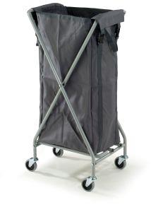 Numatic wasverzamelwagen NX1001 grijs