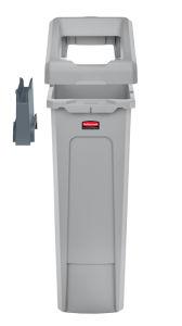Rubbermaid Slim Jim recyclingstation starterset