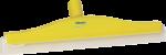 Vikan vloertrekker 40 cm geel met witte cassette