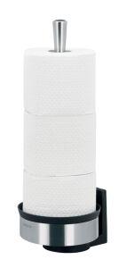 Toiletroldispenser Brabantia RVS met muurbeugel