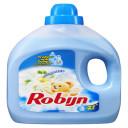 Robijn wasverzachter Morgen fris, 4 x 3 liter