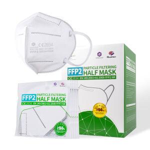 FFP2 mondmasker - 40 stuks individueel verpakt
