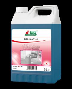 Tana spoelglansmiddel Brillant uni can 5 liter