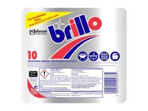 Brillo multi-functionele schuurspons - 10 stuks