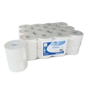 Toiletpapier compact 2-lgs 100 mtr - 24 rollen