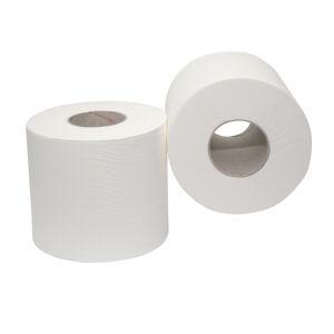 Toiletpapier coreless 2-laags mini jumbo, 12 rollen