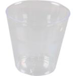 Glas 200 ml individueel verpakt, 500 stuks