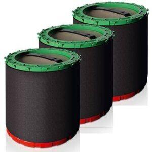 Unger Hydropower Ultra Hars Packs - 3 stuks