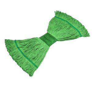 Vikan Kentucky mop 450 gram kleur groen.