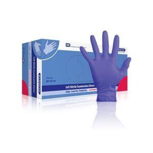 Klinion handschoen soft nitril indigo - Large 150 stuks