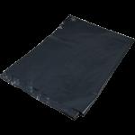 Afvalzak 110 x 105 cm T50 grijs, 10 x 15 stuks