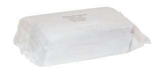 Single Use microvezel doek gevouwen, 12 x 50 doekjes