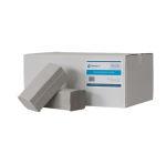 Doseer.nl handdoekpapier Z-vouw 1-lgs naturel 23 x 25 cm, 5000 stuks
