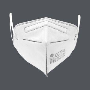 FFP2 mondmasker verpakt 2 stuks