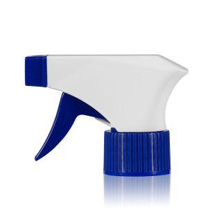 Spraykop wit/blauw verstelbare kop