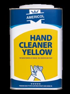 Americol handreiniger Yellow Citrus, 4 x 4,5 liter